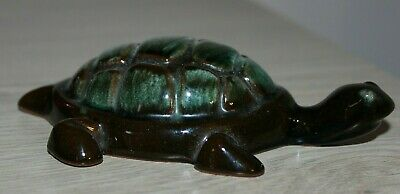 Blue Mountain Pottery Tortoise-Turtle • 10.99£