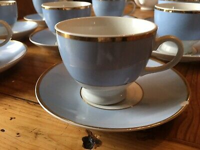 Bruce Oldfield Doulton 2004 Tea Cups And Saucers X4.  Perfect. Afternoon Tea!  • 2.80£