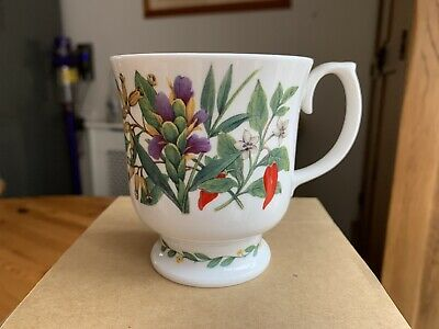 Roy Kirkham Herbs And Spices Bone China Cup • 1.10£