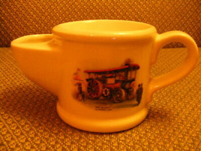 Vintage Wade Shaving Mug - Her Majesty By Burrell - Traction Engine  • 0.99£
