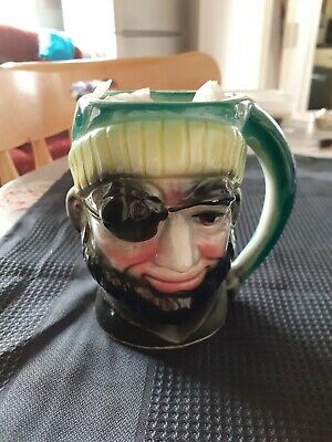 Vintage Toby Jug By Foreign  • 1.50£