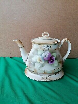 English Royal Crownford Ware Teapot And Stand • 7.99£