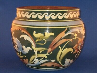 Exeter Pottery Large Jardiniere  A/f. • 4.90£