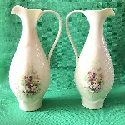 Pair Of Irish Papian Donegal Vase Jugs • 24.99£