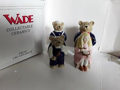 Wade Goldilocks &the Three Bears • 25£