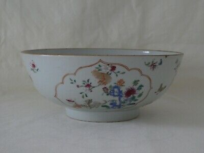 Antique Chinese Mythical Creature Porcelain Bowl • 40£