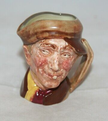 Vintage Royal Doulton 'Arry' Small Character Jug - Early 'A' Mark  • 0.99£