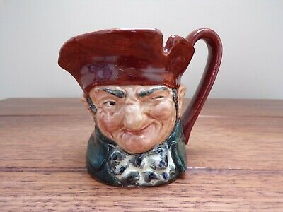Royal Doulton Porcelain/pottery Character/toby Jug - Old Charley • 2.95£