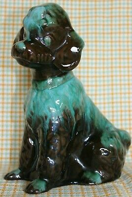 Collectable Blue Mountain Pottery Poodle • 10.99£