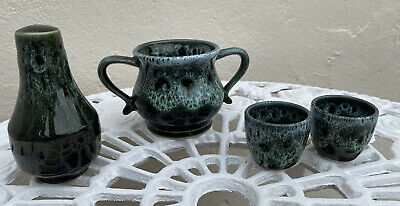 Fosters Studio Pottery Cornwall Green Replacement Bits • 20£