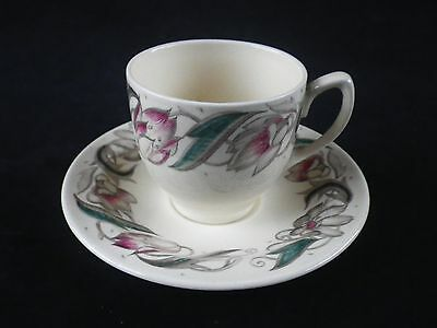 C.1938 Susie Cooper 1574 Endon Coffee Can And Saucer Cup & Saucer A398 • 25£