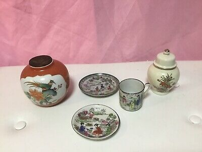 East Asian China Items X5 • 5.99£