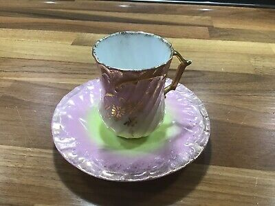 Vintage Miniature Cup And Saucer • 4.50£