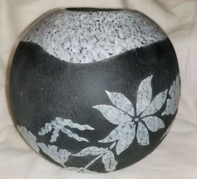 Stunning Cameo Glass Vase Art Nouveau? Galle Style  • 9.99£