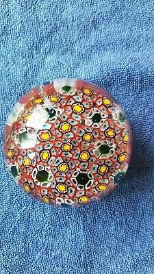 Glass Paperweights Flowers • 2£