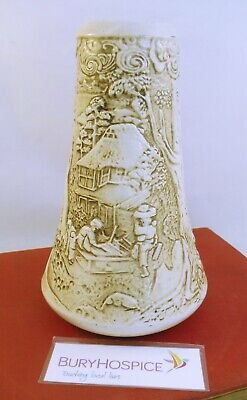 Vintage Bretby Pottery 1883 Vase 8.5  Tall VGC (WH_11236) • 30£