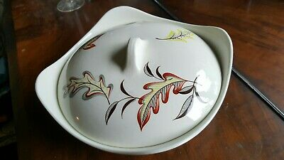Midwinter Retro 1960's Stylecraft Falling Leaves Tureen Cover Dish Jessie Tait • 9.99£