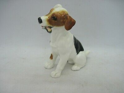 Royal Doulton Dog Figure Terrier Character Dog With Bone HN1159 • 16.99£
