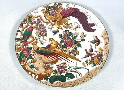 """Vintage 1978 (XLI) Royal Crown Derby 10.5"""" Olde Avesbury Plate Lovely Condition  • 9.99£"""