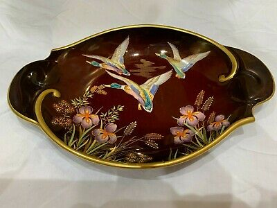 Carlton Ware Rouge Royale 'Flying Ducks'. • 3£