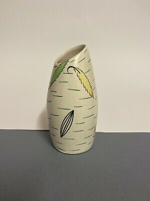VINTAGE VULCAN WARE - VASE   5.5 Inches High 1950's • 1£