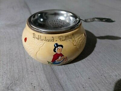 Butlinland Manor Ware Tea Strainer........pwllheli. • 2.99£