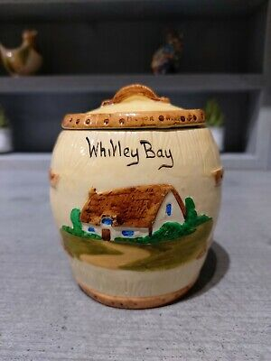 Superb Large Manor Ware Barrel......whitley Bay. • 3.99£