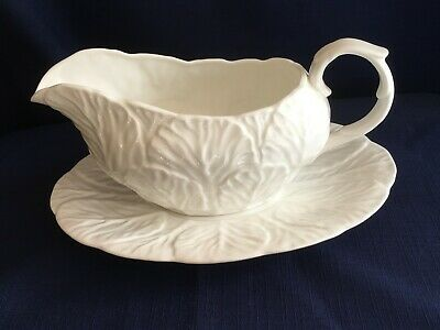 Wedgwood Countryware Large Gravy Boat & Saucer • 28£