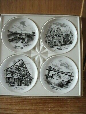 KAISER W Germany Small Plates Of Rendsburg • 18.50£