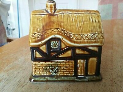 Vintage Retro Szeiler Cottage Money Bank • 3.99£