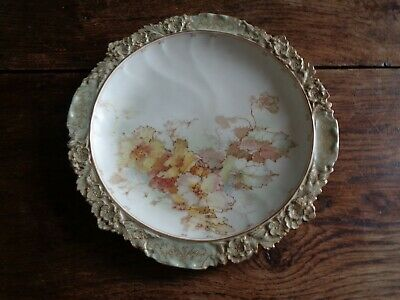 An Attractive Antique Doulton Cabinet Plate - Osler Designers London • 4.99£