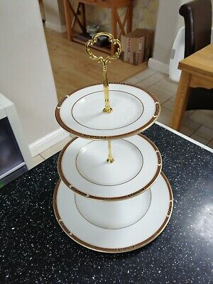 M&S Marks And Spencer CONNAUGHT Three Tier Cake Stand • 27.95£