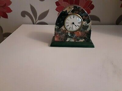 Jersey Pottery Clock Circa 80s To 90s Immaculate  • 15£