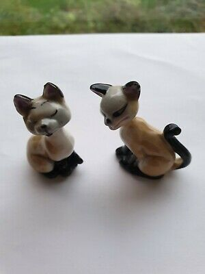 Wade Si & Am Disney Hat Box Series  Lady And The Tramp Siamese Cats • 14.99£