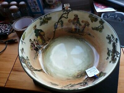 Royal Doulton Fruit Bowl The Gleaners • 20£
