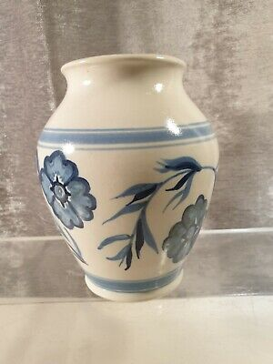 Scottish Pottery Buchan Stoneware Vase Large Good Condition • 15£