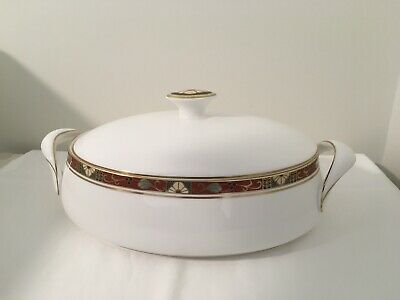 Royal Crown Derby CloisonnÉ - Lidded Tureen - A1317 - Clearance - Mint Condition • 60£