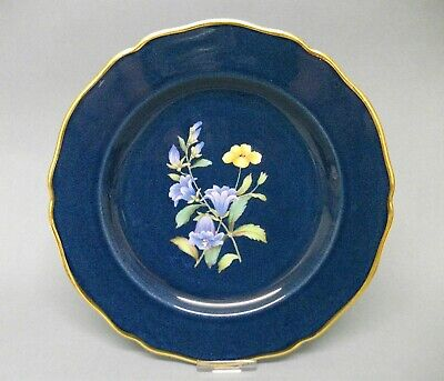 A Copeland Spode Hand-Painted Cabinet Plate, 1946 • 38£