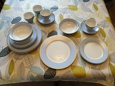 Bruce Oldfield For Royal Doulton Dinner Set 20 Pieces - New And Never Used • 40£