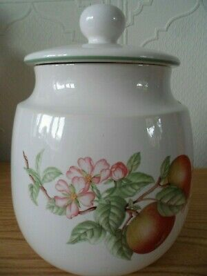 Marks And Spencer   Ashberry   Large Storage Jar   In Very Good Condition • 9.99£