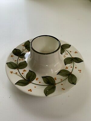 Jersey Pottery Hand Painted Egg Cup • 1.99£