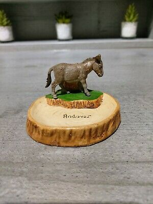Manor Ware Pintray With Donkey........andover. • 2.99£