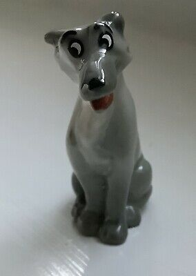Wade Whimsies Chief Lady & The Tramp Disney Dog Figure. • 3.99£