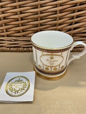 Bone China Mug - Buckingham Palace 1996 • 5£