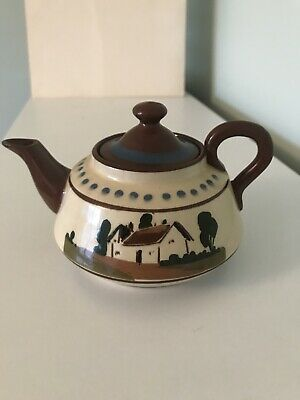 Royal Watcombe Torquay Tea Pot • 1£