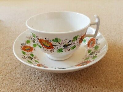 Charles Bourne Cup And Saucer • 7.50£