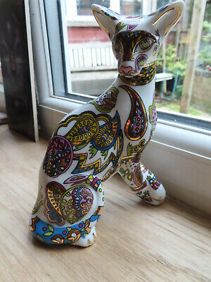 Cool Catz Paisley By Paul Cardew Sitting • 9.99£