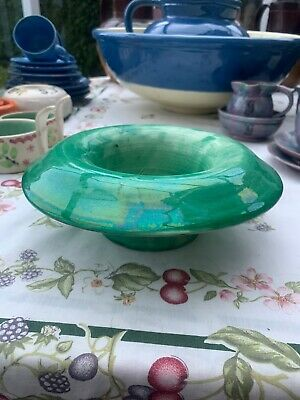 Fishley Holland Bowl. Fremington Pottery. Unusual Shape Bowl. Like Brannam • 45£