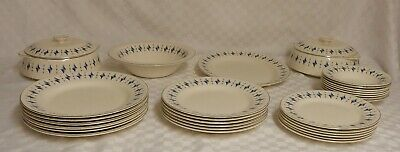 Vintage Lord Nelson Ware Camelot Part Dinner Service • 39.99£