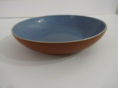 Denby Juice -Berry (Blue) 8.75  Pasta Bowl-several Available  • 15.99£